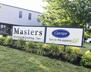 About - Masters Heating & Cooling