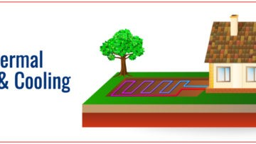 Geothermal Heating & Cooling Repair & Installation