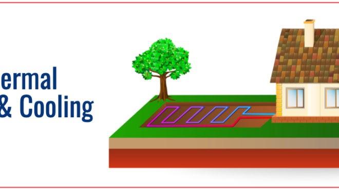 Geothermal Heating & Cooling Repair & Installation