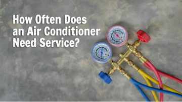 How Often Does an Air Conditioner Need Service?