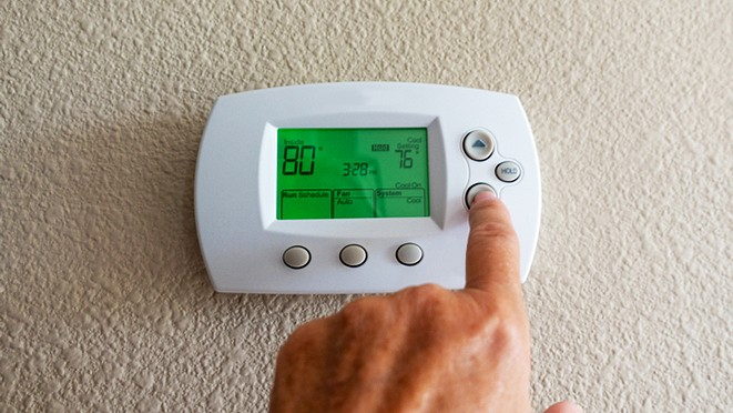 Improving HVAC Performance with a Programmable Thermostat