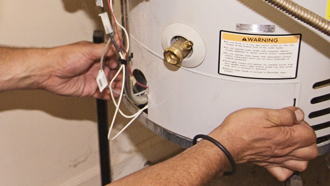 Maintenance Extends Your Water Heater's Life