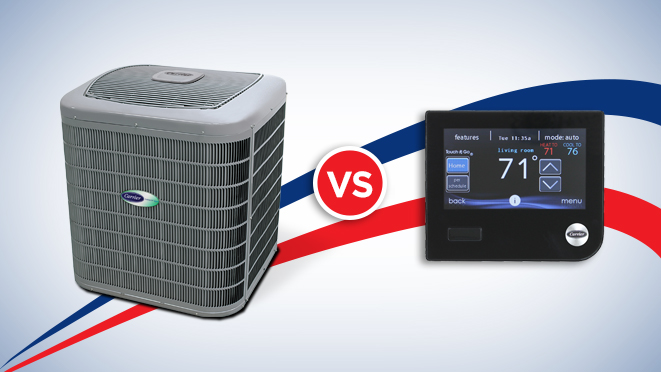 Your AC Unit vs. Your Thermostat