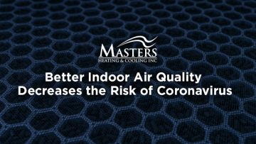 Better Indoor Air Quality Decreases The Risk Of Coronavirus